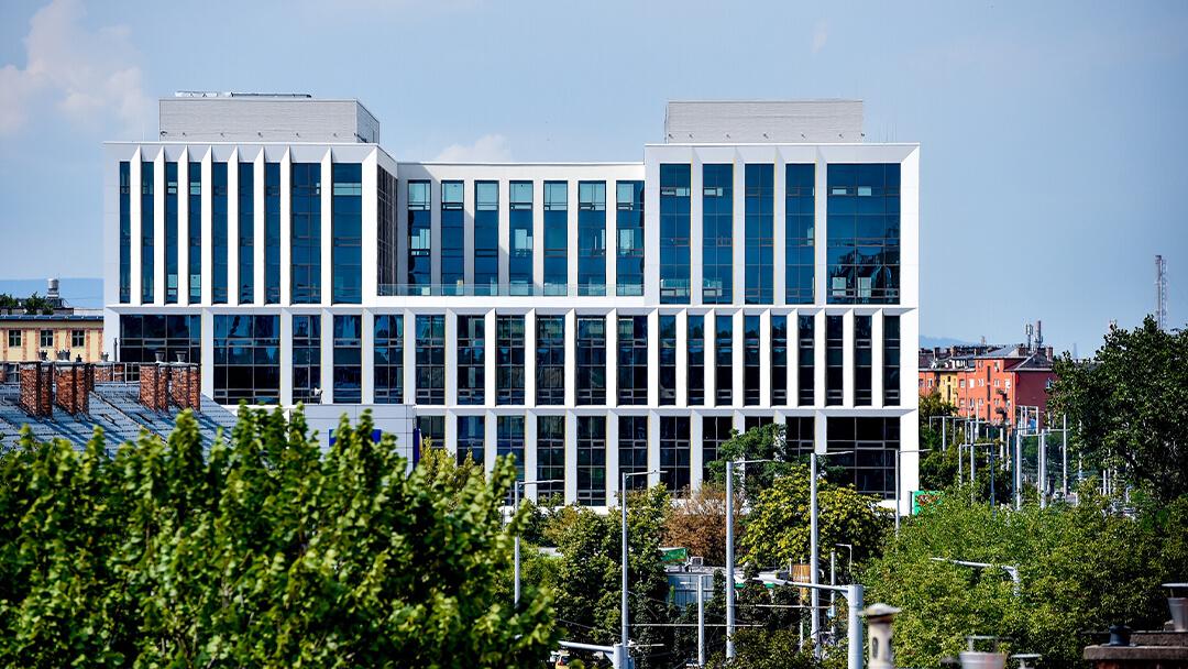Building Solutions | Referencia munka | Atenor Campus