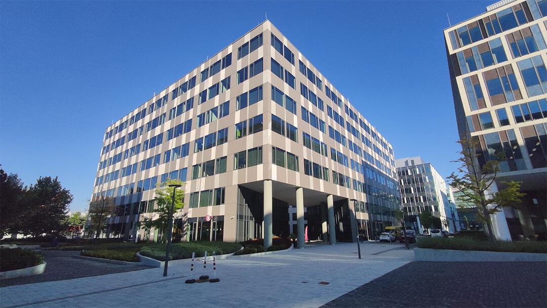 Building Solutions | Referencia munka | Váci Greens D épület