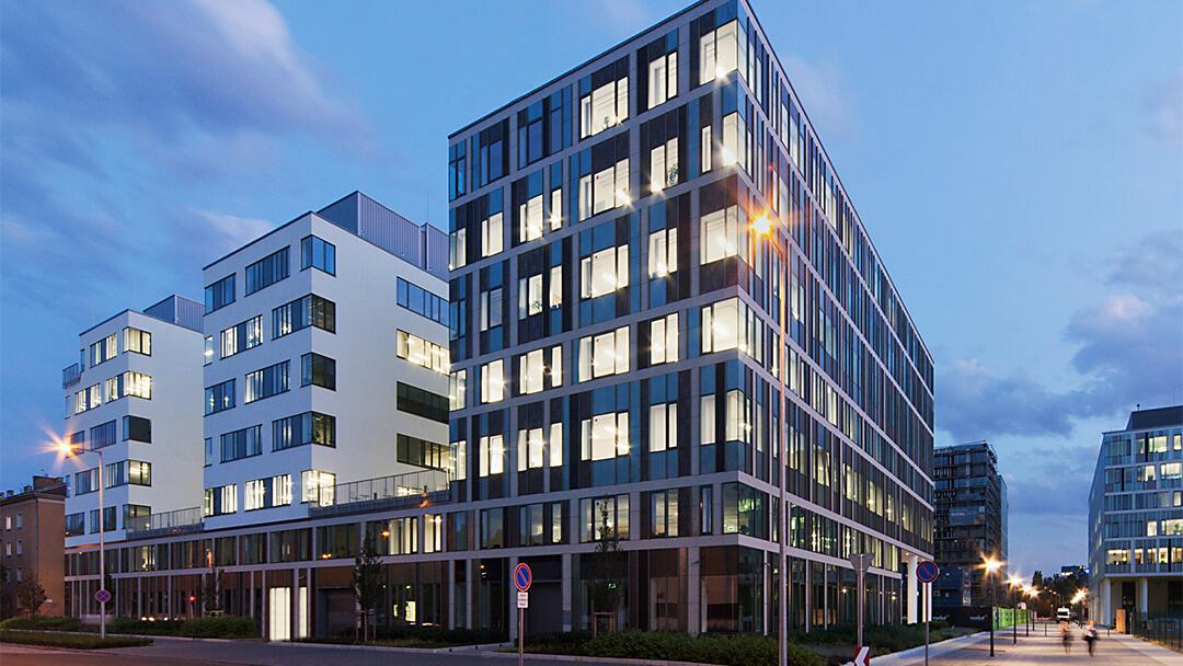 Building Solutions | Referencia munka | Váci Greens C épület